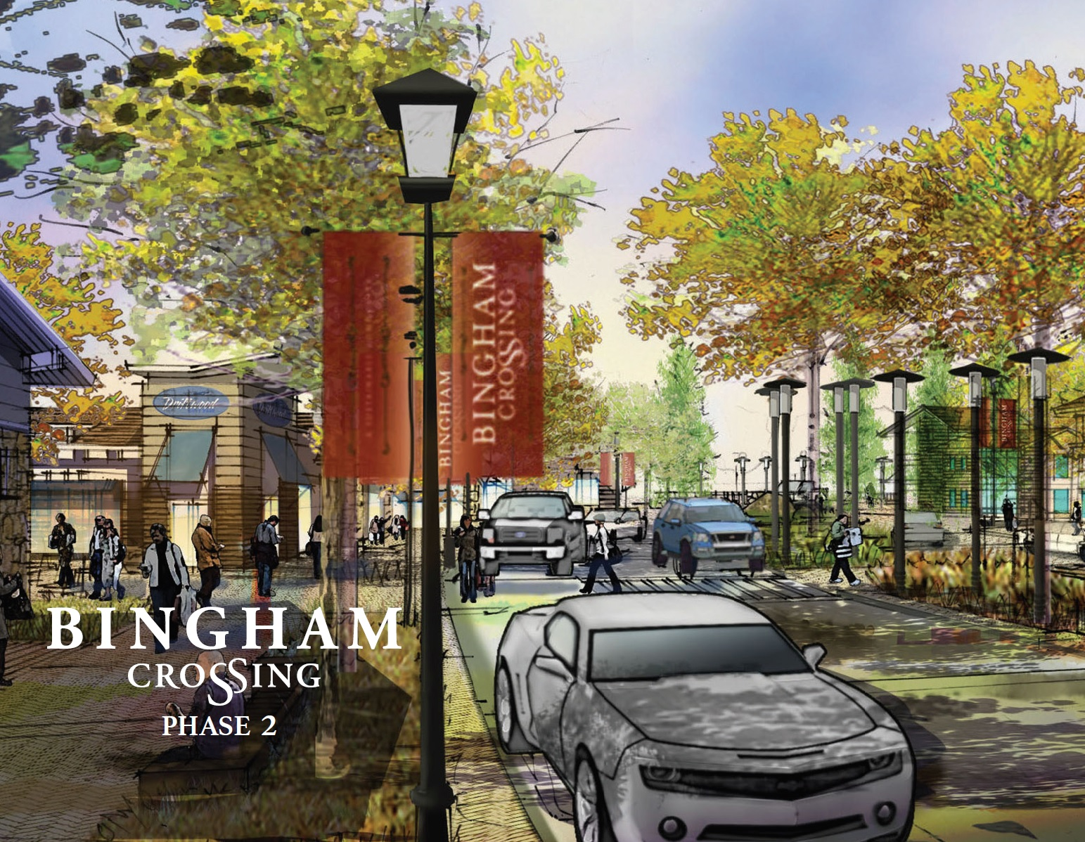 Bingham Crossing Phase 2